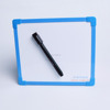 dongguan wholesale oem White Magnetic Writing Memo Board for kids