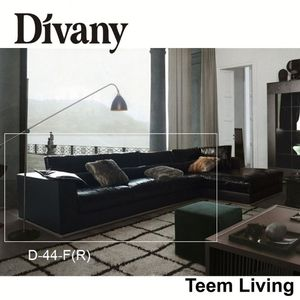 DIVANY best cinema sofa theater sofa/sofa set designs/convertible sofa D-44-H(R)