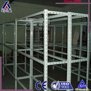 Beam Rack Type and Light Duty Scale STEEL SLOTTED ANGLE /China Manufactory/ shelf