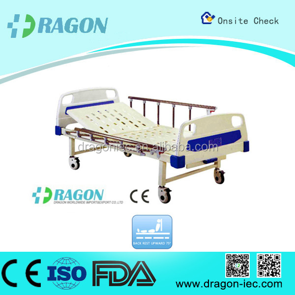 DW-BD178 Cheap Medical Single Functional Manual Bed