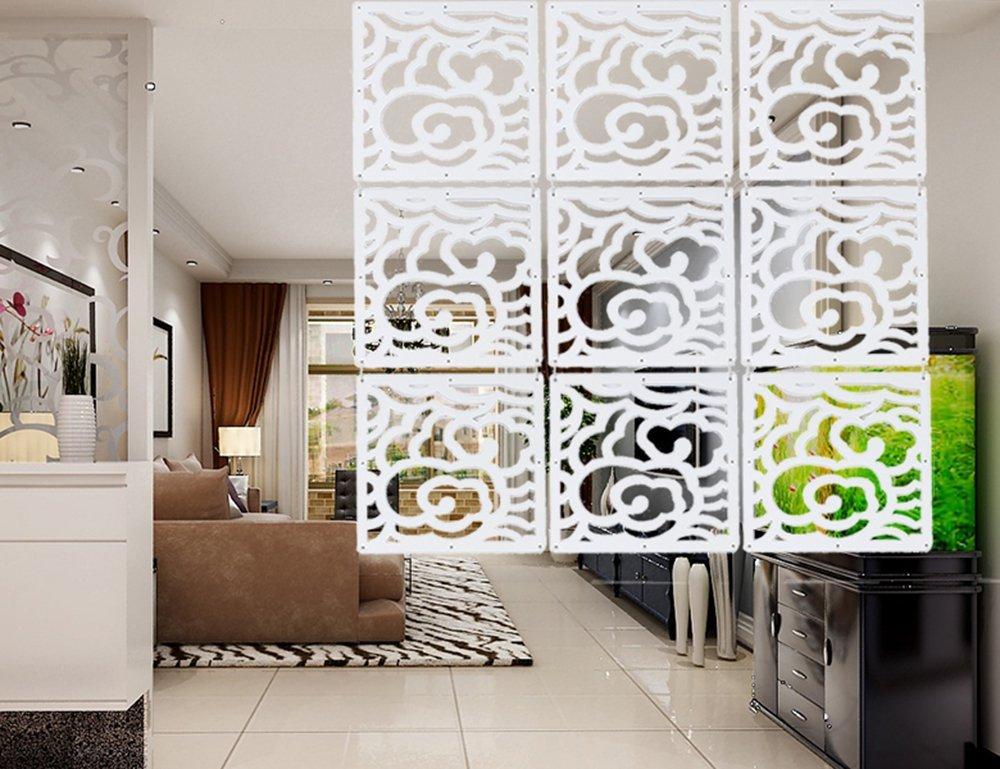 d1ccd140ff8 Get Quotations · Kernorv DIY Room Divider Partition Made of Wood-Plastic