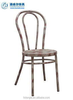 TW8013 Steel Thonet Side Chair,thonet Metal Chair,thonet Bentwood Chair