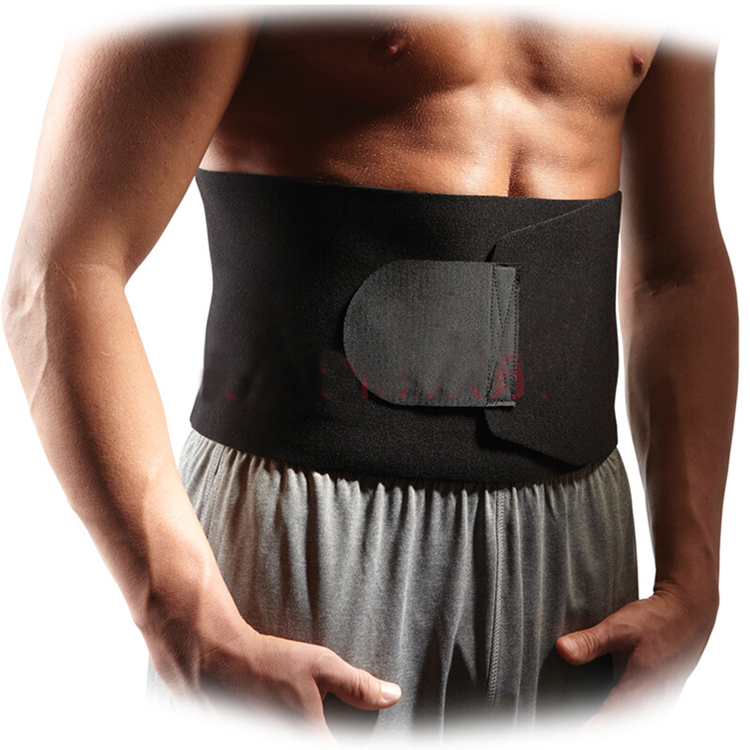 Welkong breathable sports support waist wrap