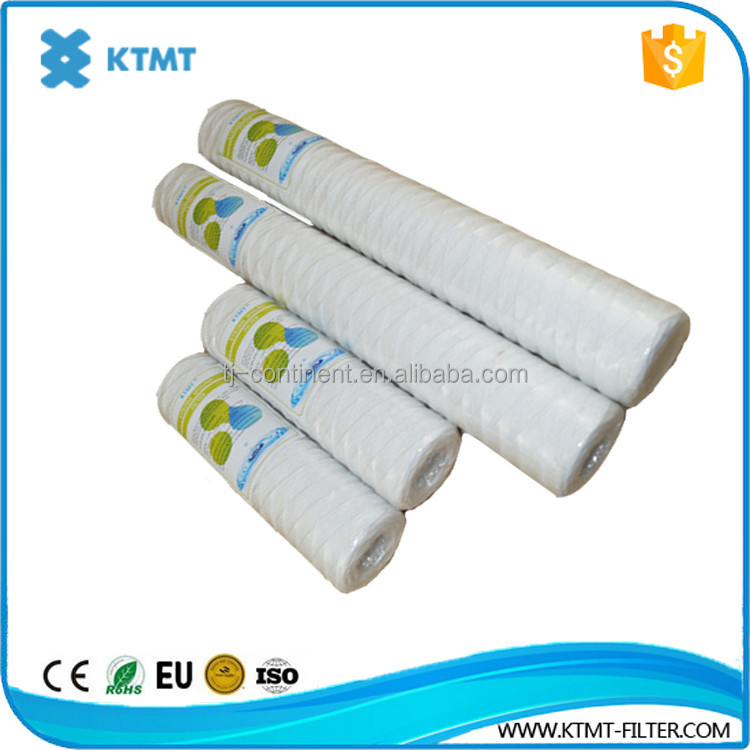 10 Inch Activated Carbon Water Filter Cartridge Cheapest Pp String ...