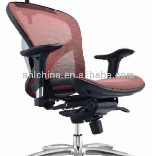Office Swivel Chair Pink Office Chair Modern Mesh Chair