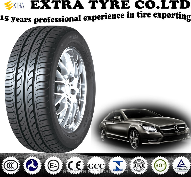 good grip economic car tires WP15 ,big shoulder block 165/65R13,155/70R13