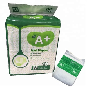 Disposable Diaper Type and Adults Age Group Adult Diapers