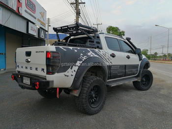 For Ford Ranger T6 T7 2012 2015 Pickup New 4x4 Door Side Moulding Body Clading