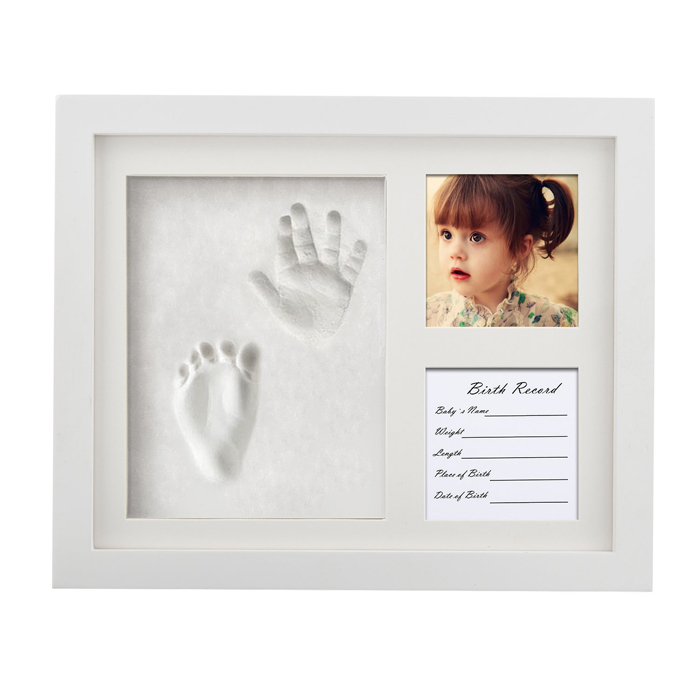 2019 Hot sale digital photo frame 5 inch wood photo frame wall with e paper for home