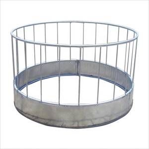 HIGH QUALITY ROUND HORSE HAY FEEDER FOR CATTLE HORSES ALPACAS SHEEP