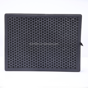 Modern design box type hepa air filter odor control activated carbon air filter h13 air filter