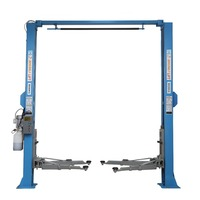 5 tons two post heavy duty vehicle car lift