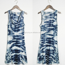 China Manufacturer Tided-dyed Womens Clothes in Sexy Honeymoon Dresses Image