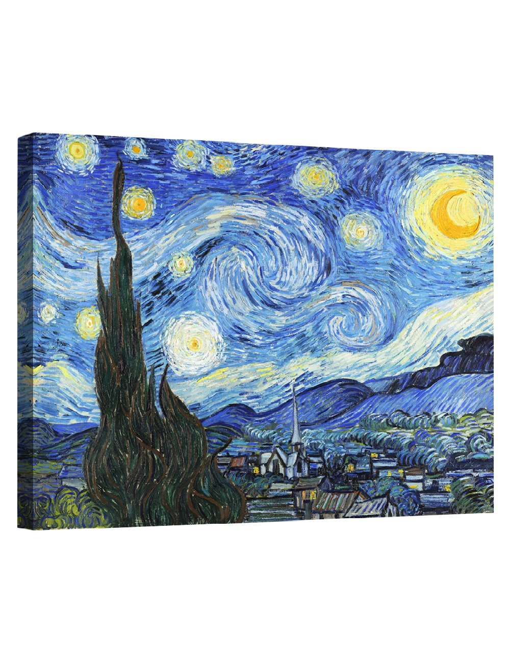 the style of music in vincent van goghs starry night Vincent van gogh, the creator of the starry night, was born in groot zundert, the netherlands on march 30 th, 1853 van gogh was the son of theodor us van gogh, a pastor of the dutch reformed church, and anna cornelia carbentus van gogh mainly painted and drew images of the poor in the.