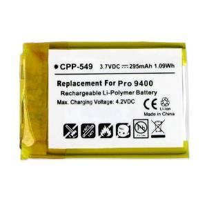 Jabra Pro 9450 Cordless Phone Battery CPP-549 3.7V Li-Pol 295mAh - Replacement For Jabra 14192-00 Cordless Phone Battery