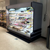 Air Curtain vegetables fruit display refrigerator cabinet for Supermarket used