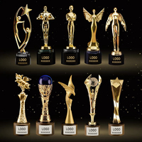 custom medals and trophies brass statue souvenir trophy cup