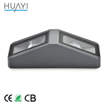 Zhongshan 3 Watt Aluminum IP 65 Modern Outdoor LED Decorate Wall Light For Garden