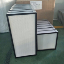 H13 <span class=keywords><strong>H14</strong></span> <span class=keywords><strong>HEPA</strong></span> <span class=keywords><strong>Filter</strong></span> Aluminium Frame Glassfiber Bahan Panel <span class=keywords><strong>Filter</strong></span>