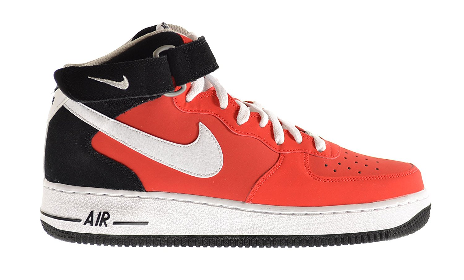 best loved 2f7c4 e99cc Nike Air Force 1 Mid  07 Men s Shoes Light Crimson White-Black 315123