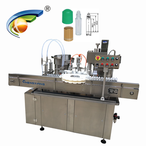 CE Certified bottle filler, pocket perfume filling machines