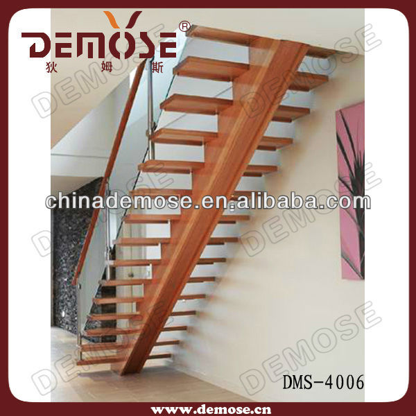 Nice Single Stringer Staircase, Single Stringer Staircase Suppliers And  Manufacturers At Alibaba.com