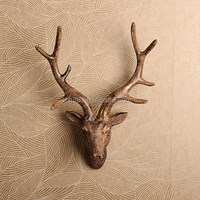 New Products Stylised Wall Mounted stag head