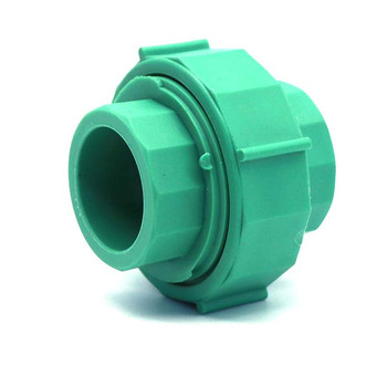 High Pressure Ppr Pipe Connection Fittings Hot Water Supply PPR Union