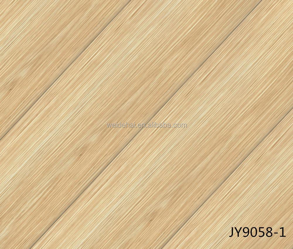 wooden wall panel 7/8mm mdf hdf single click hotel laminate flooring for walls