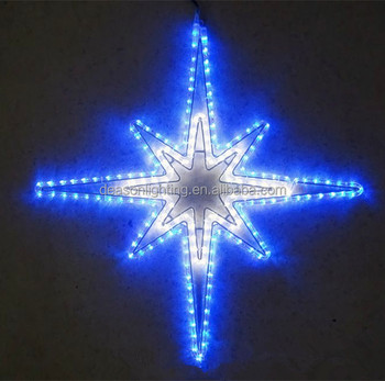 Outdoor Led Christmas Star Lightsmoq 50 Pieces 10 00 15 Piece