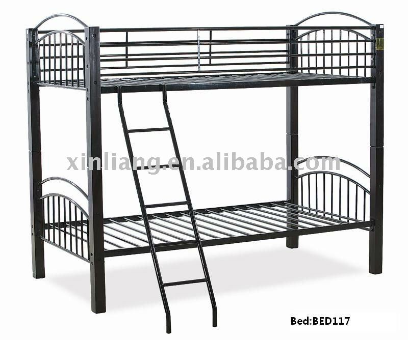 metal stackable bed metal stackable bed suppliers and manufacturers at alibabacom - Metal Frame Bunk Beds