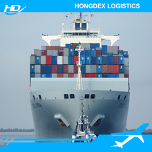 LCL consolidation service shipping agent in Guangzhou China