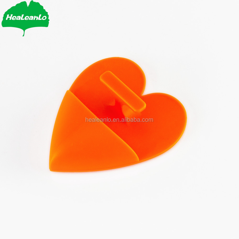 HeaLeanLo silicone heart shape wash face brush are face cleansing pad review brushes worth it via amazon