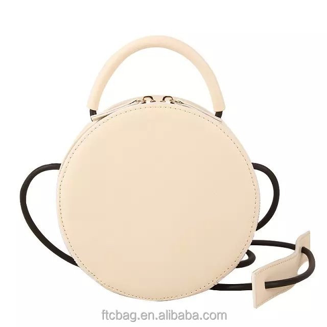 2017 Newest Trendy Leather High Quality Crossbody Bag and circle ...