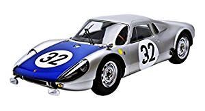 1965 Porsche 904-6 #32 4th Le Mans H.Linge/P.Nocker 1/18 by Spark 12S003