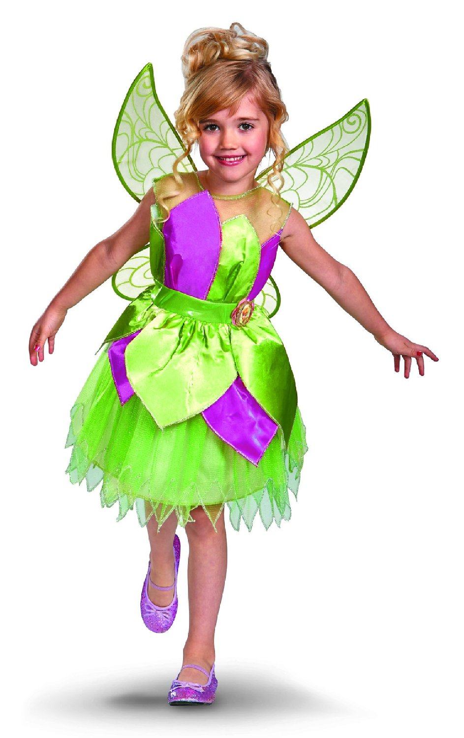 Get Quotations · Disguise Disney Fairies Tinker Bell Deluxe Girls Costume One color  sc 1 st  Alibaba & Cheap Adult Tinker Bell Costume find Adult Tinker Bell Costume ...