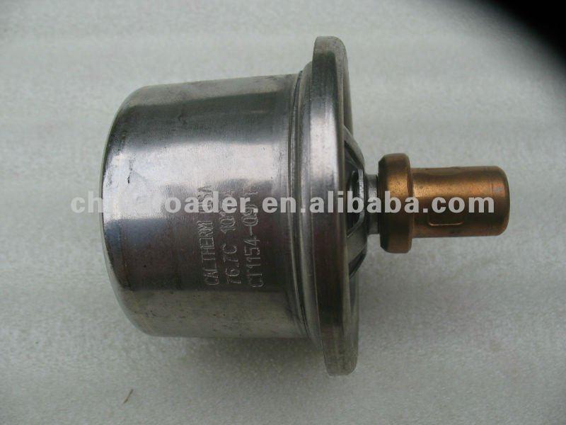 Genuine Parts,Thermostat Parts No.600-421-6630,Construction ...