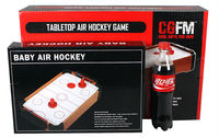 Mini Air Hockey Game with LED light