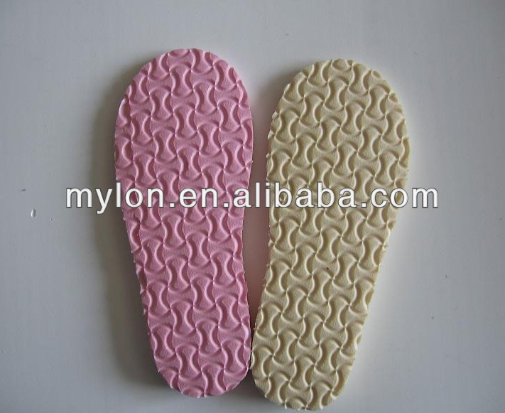 out sole slipper material EVA material