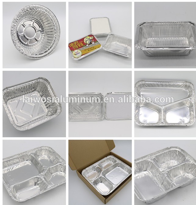Catering Disposable Aluminium Foil Container Large Turkey Tray