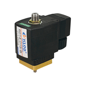 KL6014 Series 3/2 Way Sub-base Connection Direct Acting Solenoid Valve 24V DC