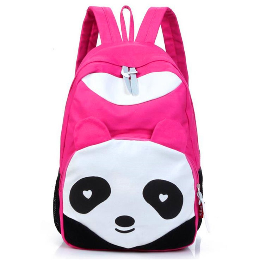 Get Quotations · Your Gallery Cute Panda Vintage Unisex Canvas Backpack  Rucksack Satchel 08650d54241f8