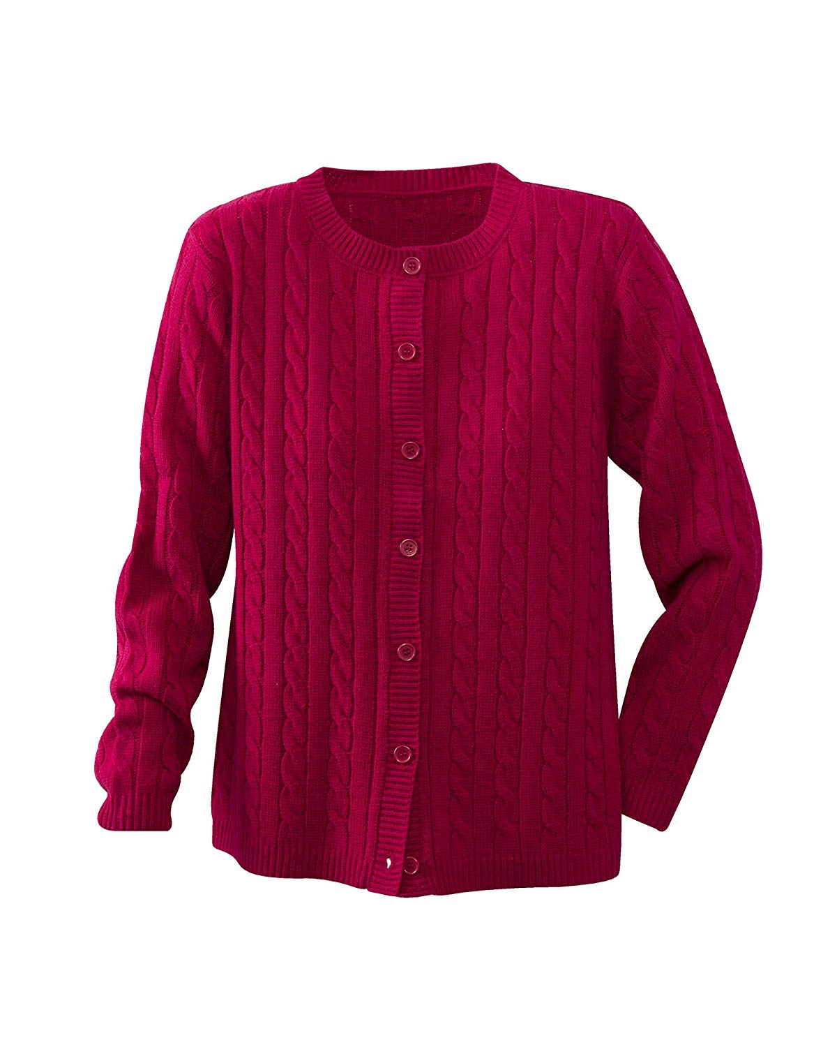 4d7820d045 Get Quotations · National Cable Knit Cardigan