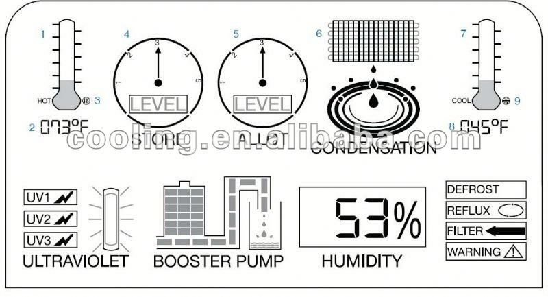 air atmospheric air to water generator