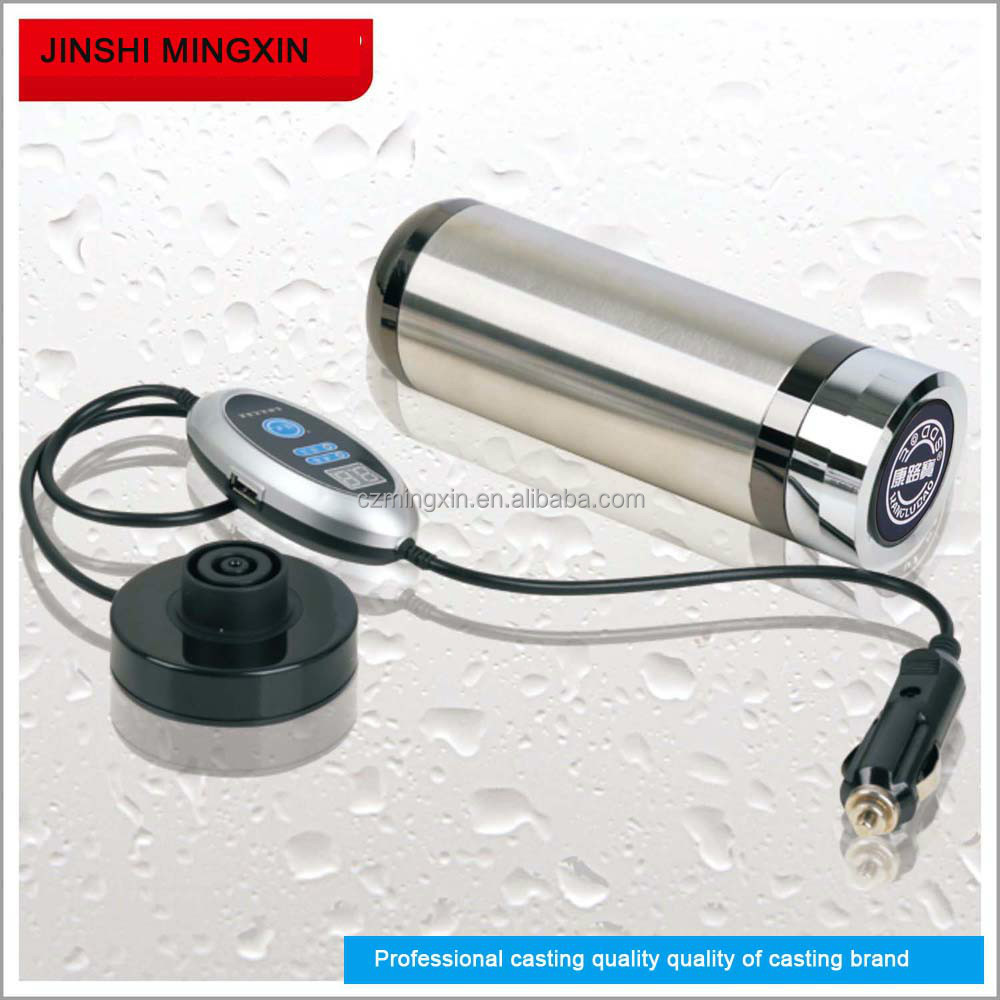 mx hei er verkauf elektro auto elektronik edelstahl vakuum tasse heizung auto becher edelstahl. Black Bedroom Furniture Sets. Home Design Ideas