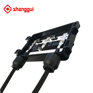 waterproof solar panel junction box mc4 60w to 150w price