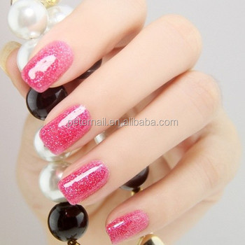 Bling Color Perfect 600 Colors Nail Art Dried Flowers 3d Nail Art