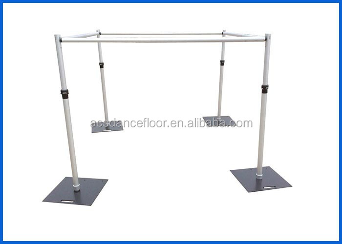 ACS Wedding Backdrop Stand Portable Stands Used Pipe And Drape For Sale