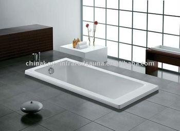 Vasche Da Bagno Semplici Prezzi : Quadrato acrilico k 1014 della vasca da bagno di prezzi semplici e