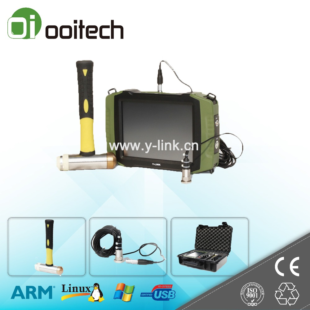 Wuhan Ooitech foundation pile low strain detector for pile integrity test